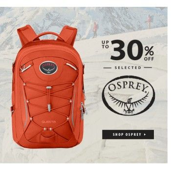 Up to 30% OFF Sale on Osprey Backpack @ Bivouac - Bargain Bro