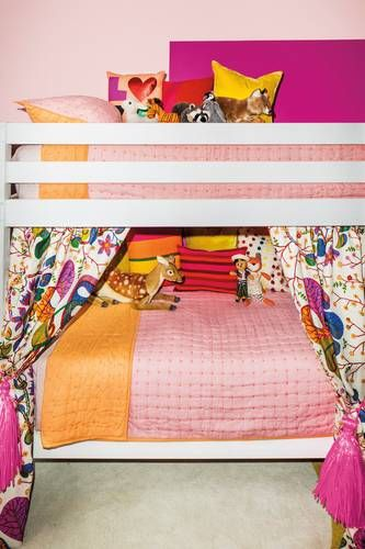 DOMINO:An Outgrown Baby Room Gets An Unbelievable Transformation