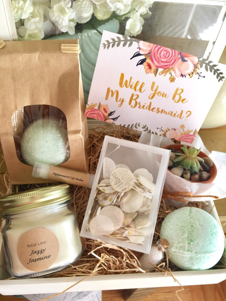 Bridesmaid proposal, bridesmaid proposal  DIY kit, bridesmaids, bridesmaids gift, maid of honor, thank you gifts by BellaLaceCreations on Etsy https://www.etsy.com/listing/489096775/bridesmaid-proposal-bridesmaid-proposal
