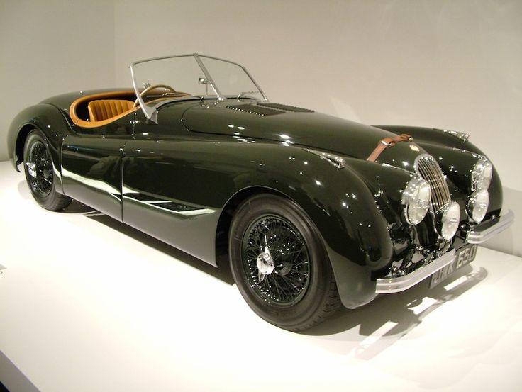 1950 Jaguar XK120 Alloy Roadster from the Ralph Lauren Car Collection