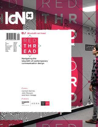IdN Extra 09: Red Thread