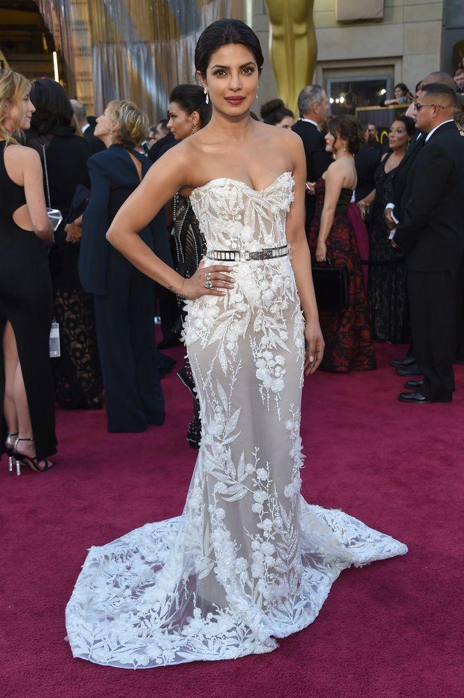 PHOTOS. Les plus belles robes du tapis rouge des Oscars 2016
