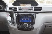 2014 Honda Odyssey Touring Elite Center Stack