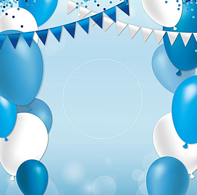 Posters Birthday Theme Background Birthday Card With Photo
