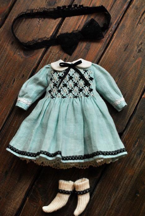 smock dress :)