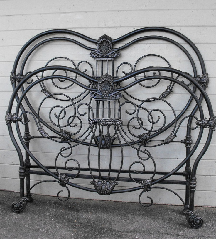 17 Best Images About Old Iron Beds On Pinterest Guest