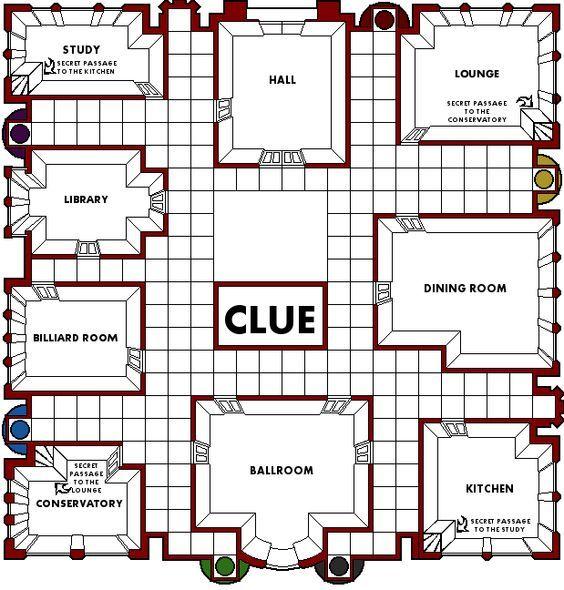 Clue: Murder At Tudor Mansion [Killer Unmasked] - Printable Version Yard Games For Kids, Diy Yard Games, Games For Teens, Clue Board Game, Board Games, Bebe Gym, Kids Team Building Activities, Diy Originales, Garage Game Rooms