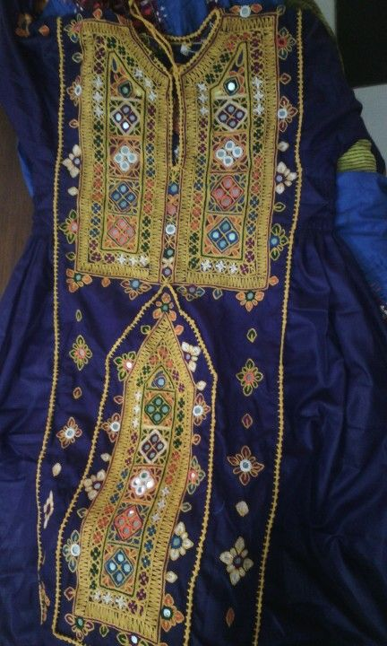 Sindhi Embroidry Clothing Traditional Dresses Balochi