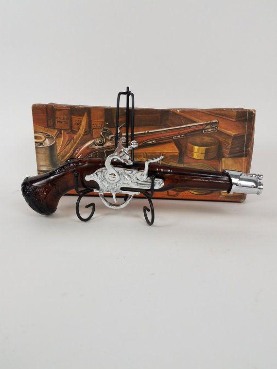 Vintage Avon Dueling Pistol 1760 Decanter Tai by TinyBitsSunshine