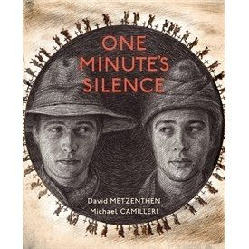 "A moving and powerful story about the meaning of Remembrance Day, drawing on the Australian and Turkish battle at Gallipoli  On the 100th anniversary of the start of World War I, David Metzenthen asks, ""What is the true meaning of remembering?"" This is a powerful and moving picture book for older readers about the ""one minute's silence"" observed in Australia on Remembrance Day, and what Gallipoli means to Australians in this context."