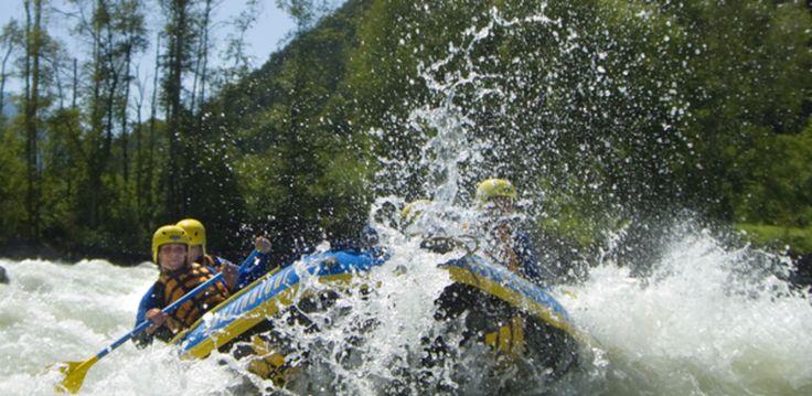 #outdoorsports #rafting #tiroleroberland