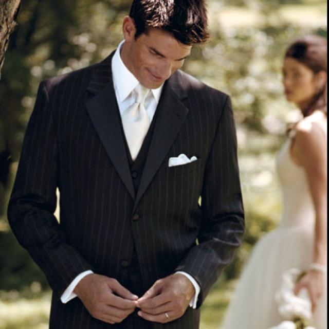 White shirt tie wedding