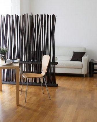 дизайн деление на зоны квартиры перегородка handmade - Поиск в Google
