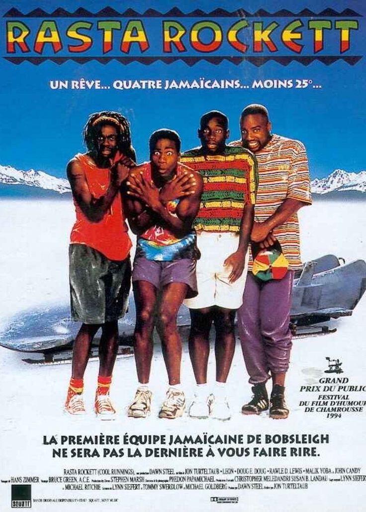 1993 ‧ Sport/Aventure ‧ 2h 20m de Jon Turteltaub avec Leon Robinson, Doug E. Doug - Comment une équipe de la Jamaïque, après de multiples aventures, va participer à l'épreuve de bobsleigh à quatre aux Jeux Olympiques d'hiver de Calgary.