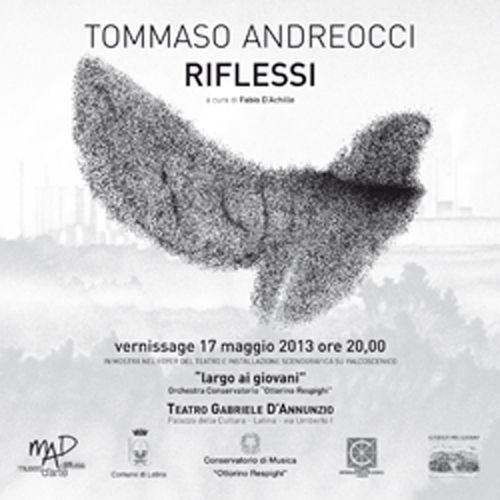 Tommaso Andreocci con MAD al Teatro D'Annunzio di Latina