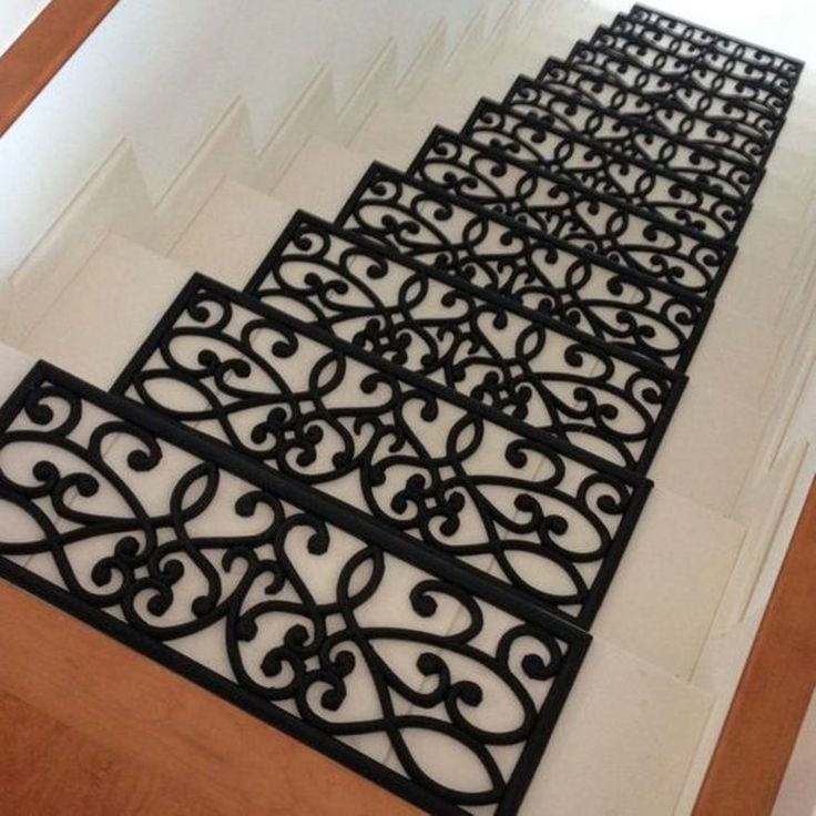 9.  Creat Rubber Stairs!
