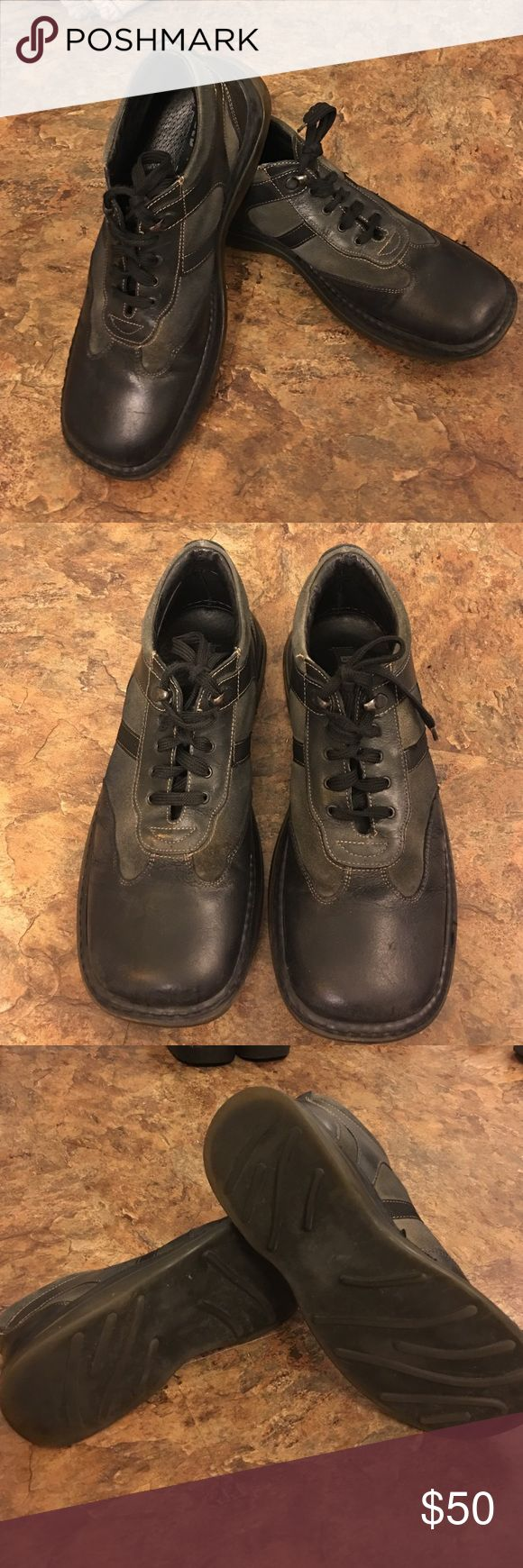 Bed Stu Shoes Leather made in Italy casual dress shoes. Can wear for work or play. Excellent condition. Bed Stu Shoes Oxfords & Derbys