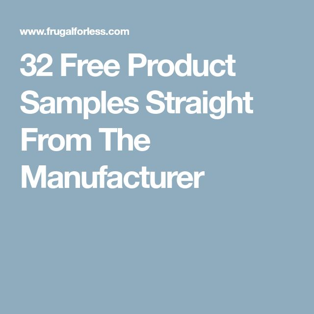 Best 25+ Free product samples ideas on Pinterest Free product - product list samples