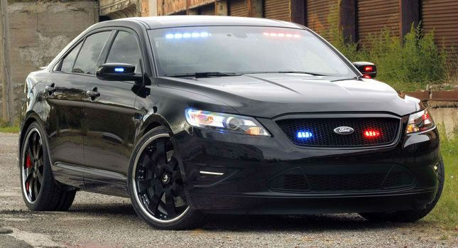 2014 Ford Taurus Sho Police Interceptor