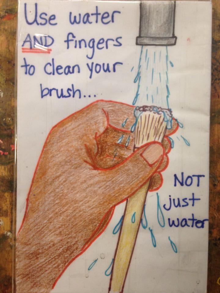 Sarah Lotfi Hene- Art Teachers-- FB Page.