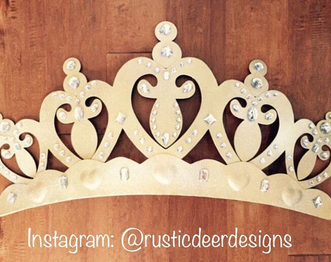 Princess crown bed canopy nursery decor party decor bed crown wall & 18 best ??????? ??????? images on Pinterest | Bed crown Princess ...