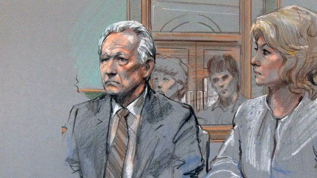 This short documentary captures the rise and fall of a courtroom sketch artist in Texas.  Produced by: Ramtin Nikzad  Click here to follow us: vimeo.com/newyorktimes Watch more videos at: nytimes.com/video Follow on Twitter: twitter.com/nytvideo
