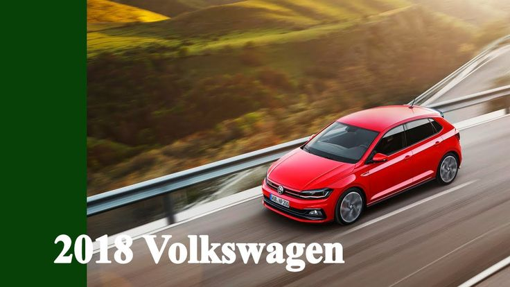 2018 Volkswagen Polo offers forbidden fruit in many forms