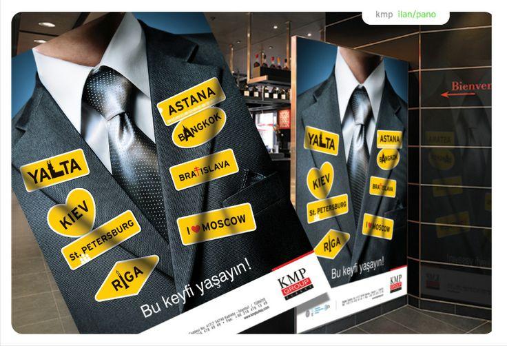 KMP için hazırladığımız #ilan ve #pano çalışması..  #creative #agency #reklam