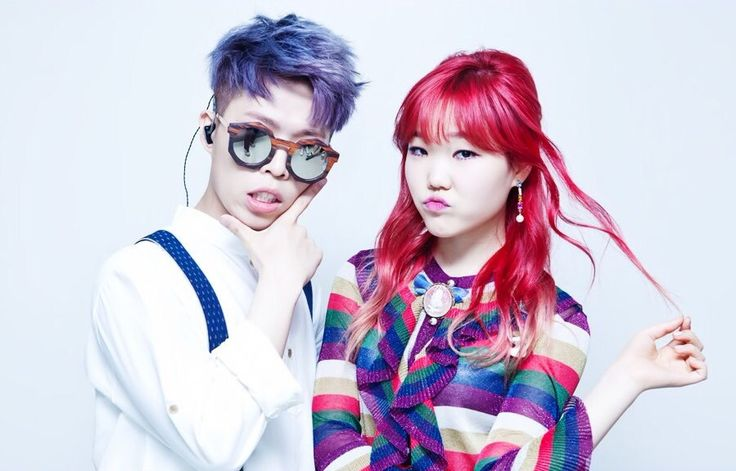 they's cute. and so talented / skilled  |  AKMU  |  akdong musician