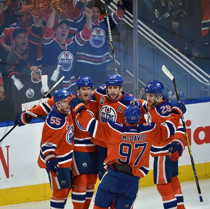 The Edmonton Oilers hosted the San Jose Sharks in Game 1 of the Western Conference quarter-final series at Rogers Place on Wednesday, April 13.