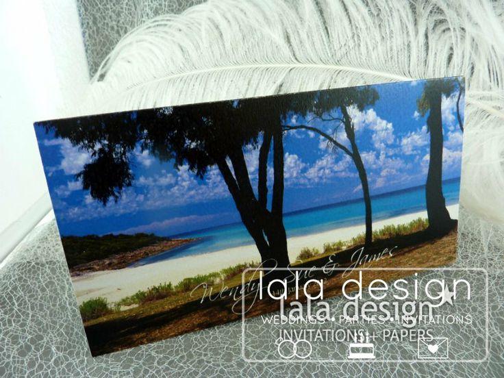 Photography graphic wedding invitation
