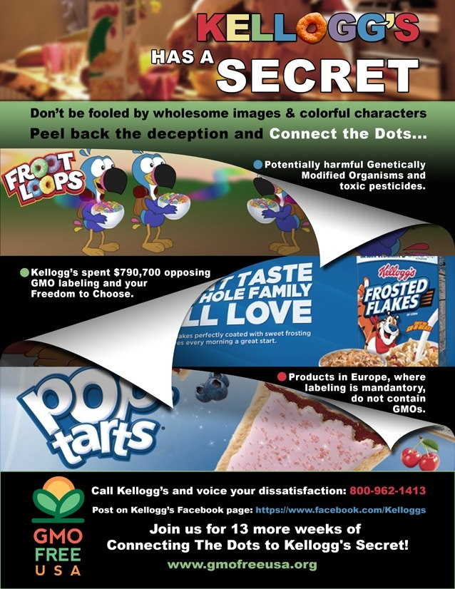 Kellogg`S Mission Nutrition Game