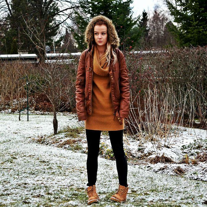 Nani Karoliina - Be yourself : Mini talvi