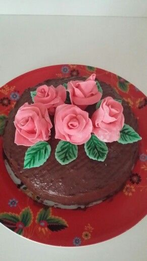 Choco roses
