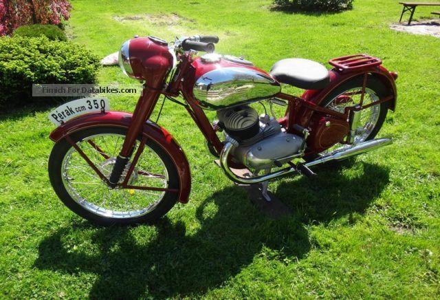 Jawa  Perak 350 1951 Vintage, Classic and Old Bikes photo