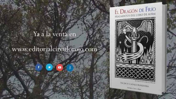 El dragón de frío (Booktrailer) - Editorial Círculo Rojo. El Dragón de Frío, el más famoso de los dragones de hielo. Una novela de fantasía donde encontrarás trolls, hadas, duendes y otras criaturas