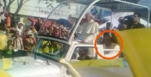 mexican news recorded aliens sitting pope famous pope mobile