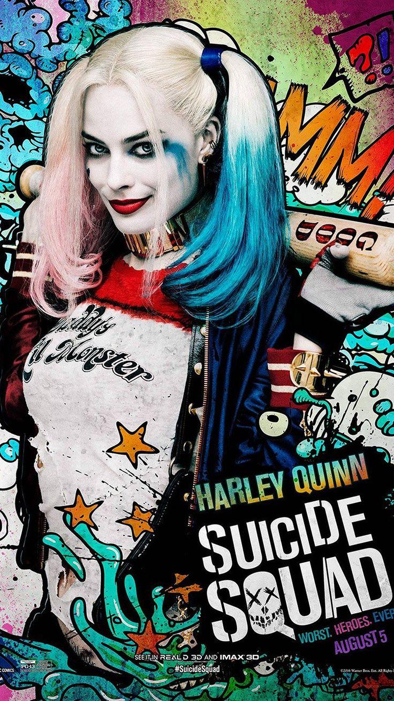Beautiful Wallpaper Movie Harley Quinn - d13ebffcf2c56c8b9c703ae08561b3c1--movie-posters  Best Photo Reference_26394.jpg
