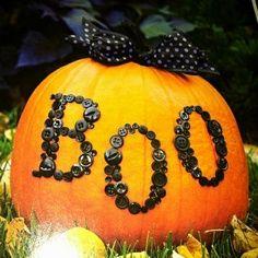 Creative Pumpkin Idea
