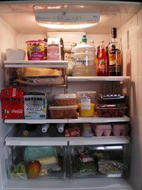 Where To Store What In the Refrigerator — Fall 2010 Kitchen Cure