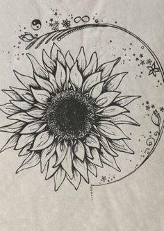 bohemian tattoos - Google-søgning #hippie_sunflower_tattoo