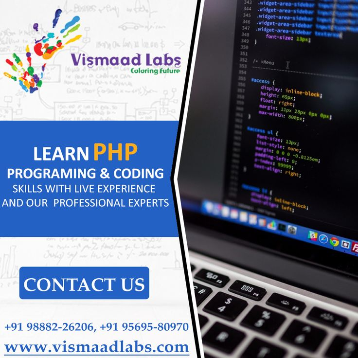 Vismaad Labs is the fastest growing PHP Training Company In Ludhiana. Whoever is interested in PHP, then they are welcomed...