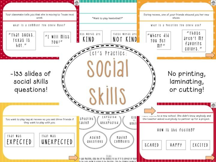 480 best images about {SLP} Social Skills on Pinterest | Student ...