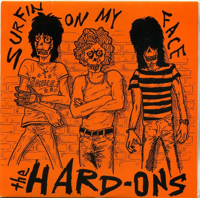 The Hard-Ons.