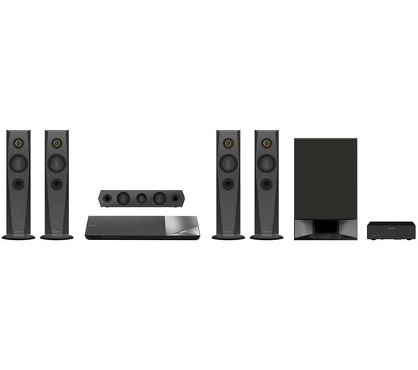 BDVN7200WB.CEK 5.1 Smart 4k 3D Blu-ray Wireless Home Cinema System