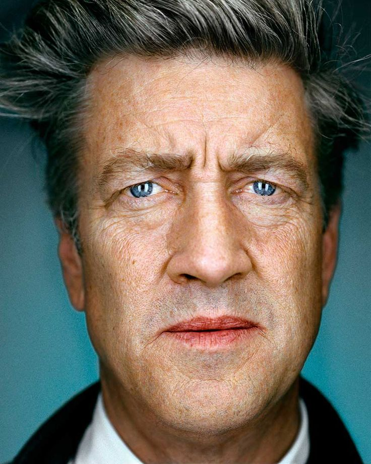 David Lynch by Martin Schoeller