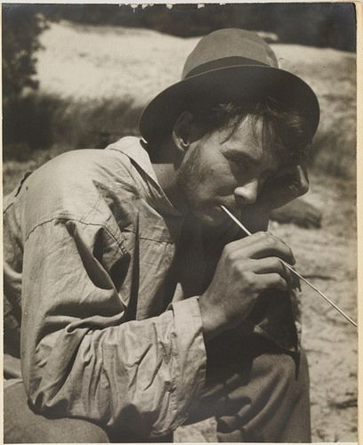 Max Dupain by Olive Cotton