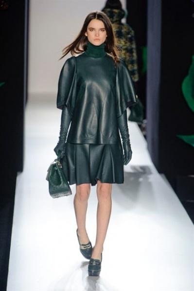 Mulberry - Autunno-Inverno 2013-2014 Collezioni - Londra - Sfilate di Moda - Elle