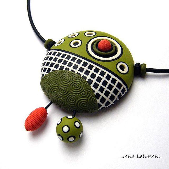 Big Pendant   Jana Lehmann