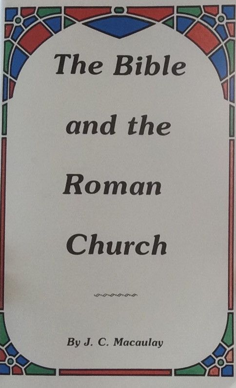 Bible and the Roman Church
